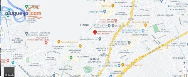 Apartamento com 1 dormitório para alugar, 50 m² por R$ 1.100/mês - Centro - São José dos C - Foto 17