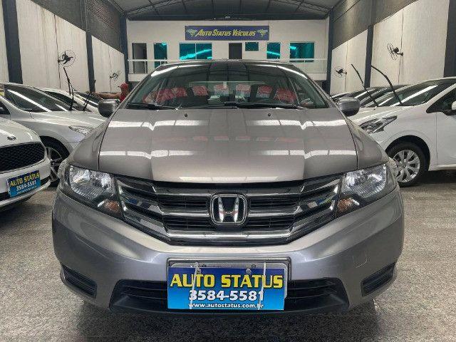 Honda City LX 1.5 - Completo - único dono - Km baixa
