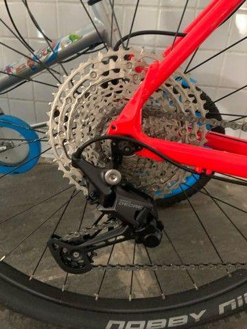 Bike Bicicleta Cannondale Trail 7 2020 c/ conjunto deore + slx - Foto 2