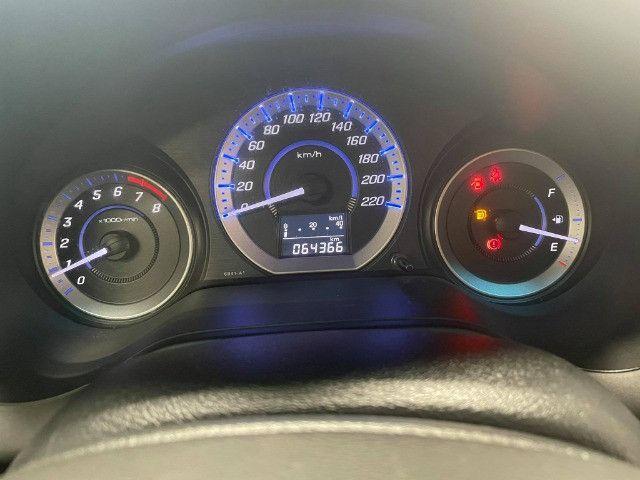 Honda City LX 1.5 - Completo - único dono - Km baixa - Foto 7