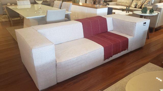 Sofá de design com 6 meses de uso! - Foto 2