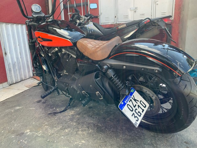 Harley 1200 custom  - Foto 7