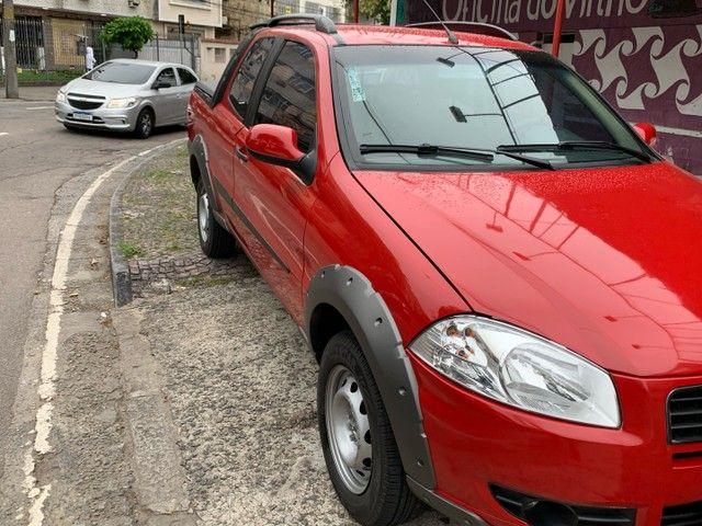 FIAT STRADA CAB DUPLA - Foto 9