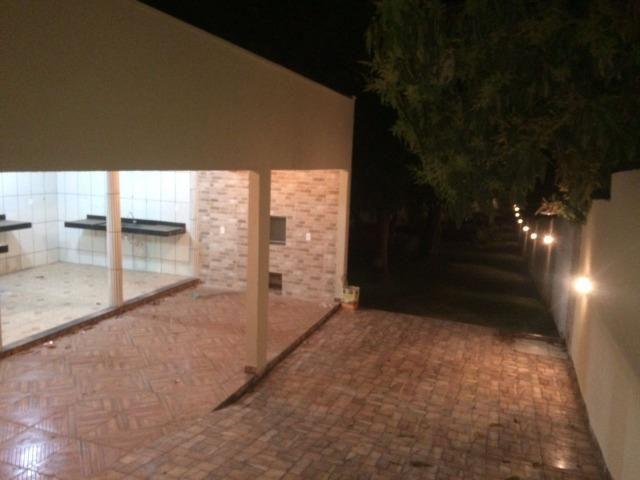 Excelente chácara dentro da cidade com asfalto na porta - Foto 4