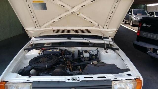 Vw - Volkswagen Voyage LS Placa Preta Original - Foto 18