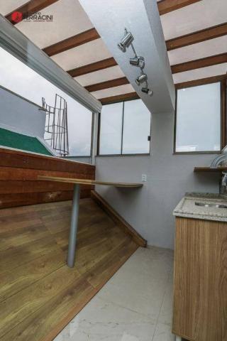 Sala à venda, 33 m² por r$ 138.000 - chácara das pedras - porto alegre/rs - Foto 12