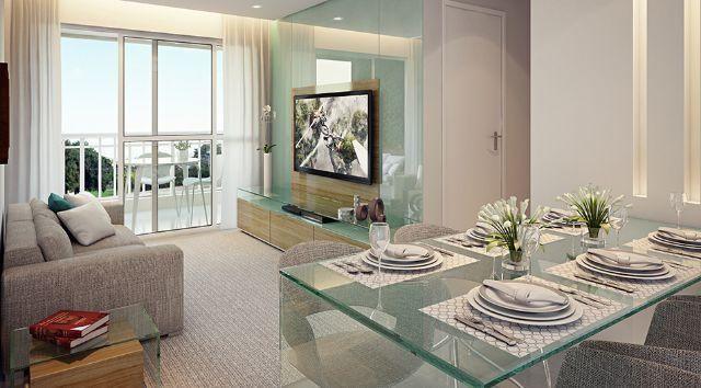 Apartamento 2 quartos no Presidente Kennedy, ao lado do shopping Rio Mar - Foto 5