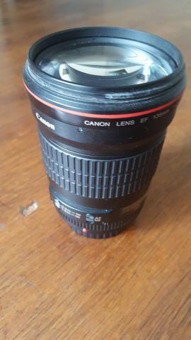 Lente Canon 135mm f2 L