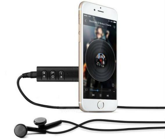 COD-AP39 Adaptador Bluetooth Carro Veicular Receptor Audio Som Fone System Arduino Autom - Foto 4