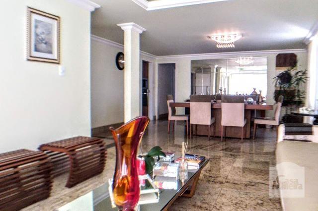 Apartamento à venda com 4 dormitórios em Grajaú, Belo horizonte cod:250070 - Foto 5
