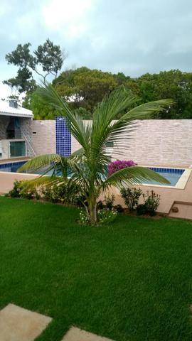 Belíssima casa em condomínio fechado barra do jacuipense $500 - Foto 11