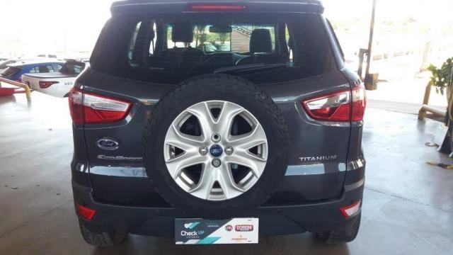 Ford Ecosport ECOSPORT 1.6 TITANIUM 16V FLEX 4P MANUAL 4P - Foto 6