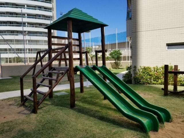 Apartamento residencial à venda, Guararapes, Fortaleza. - Foto 9