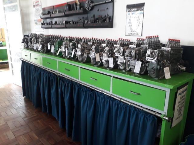 Bombas injetoras diesel, unidades eletronicas, comom rail , reeparação e conserto - Foto 12