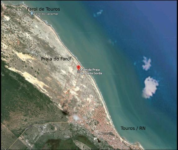Vendo 3 lotes Praia do Farol / Touros / RN - Foto 6