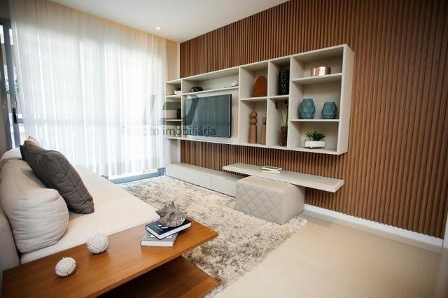 Rg Personal 2 quartos, 2 suítes e 3 quartos com lazer completo no Recreio - Foto 14