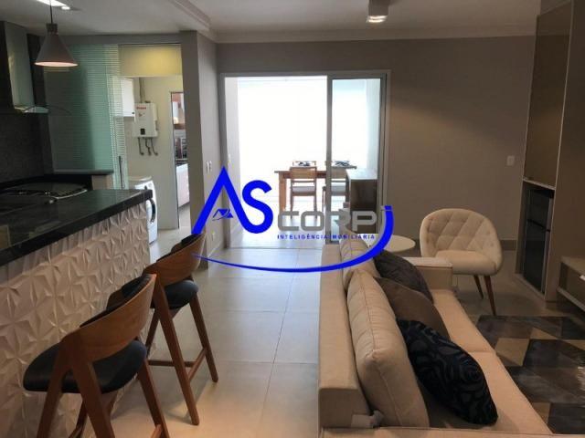Excelente apartamento com 103,29 m² com varanda Gourmet Ref. AP00125