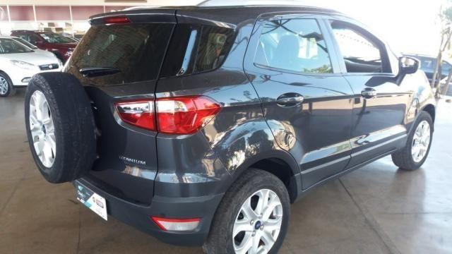 Ford Ecosport ECOSPORT 1.6 TITANIUM 16V FLEX 4P MANUAL 4P - Foto 4