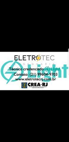 Eletricista credenciado light - Foto 3
