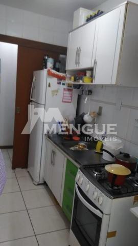 Apartamento à venda com 1 dormitórios em São sebastião, Porto alegre cod:8245 - Foto 6