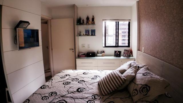 Vendo GRAND LAVOISIER 137 m² 3 Quartos 2 Suítes 2 Closets 4 WCs 2 Vagas PONTA VERDE - Foto 14
