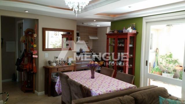 Casa de condomínio à venda com 3 dormitórios em Chácara das pedras, Porto alegre cod:8248 - Foto 2