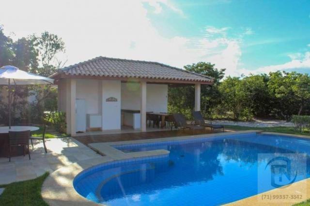 Casa em condomínio para venda em mata de são joão, costa do sauípe, 4 dormitórios, 4 suíte - Foto 11