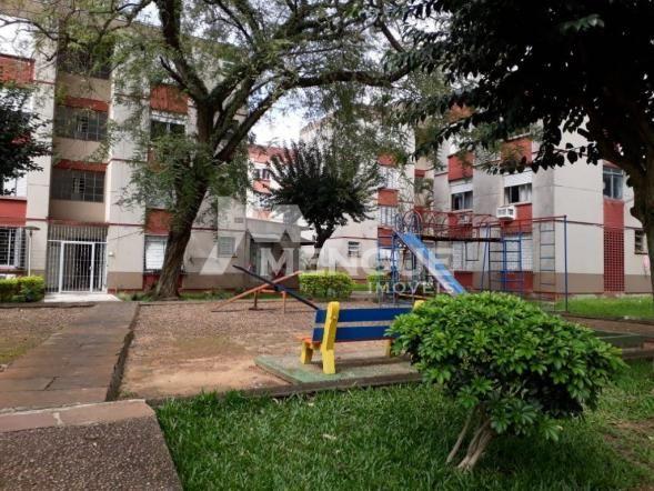Apartamento à venda com 1 dormitórios em Jardim itu, Porto alegre cod:8175 - Foto 2