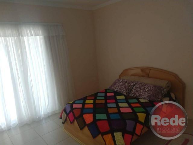 Casa com 3 dormitórios à venda, 143 m² por r$ 500.000,00 - residencial santa paula - jacar - Foto 14