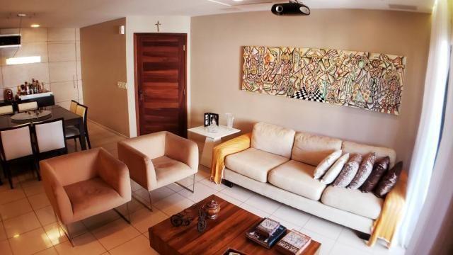 Vendo GRAND LAVOISIER 137 m² 3 Quartos 2 Suítes 2 Closets 4 WCs 2 Vagas PONTA VERDE - Foto 7