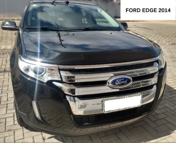 Proprietário vende Ford Edge 3.5 V 6 fwd impecável com Kit Gás 5º Geração ? 2014 /2014 - Foto 3