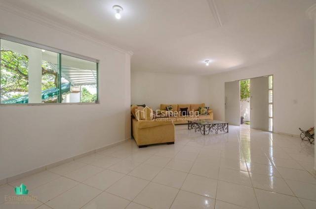 Casa com 5 suítes em condomínio. aceita permuta por apartamento. linda vista para um vale  - Foto 8