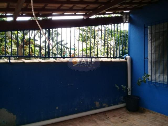 OLV-Casa com 3 dormitórios à venda, 100 m² por R$ 110.000 - Unamar - Cabo Frio/RJ CA1341 - Foto 2