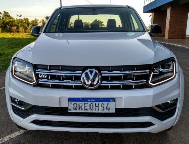 VW VOLKSWAGEN AMAROK CD HIGHLINE 3.0 V6 4x4 DIESEL AT 18-19
