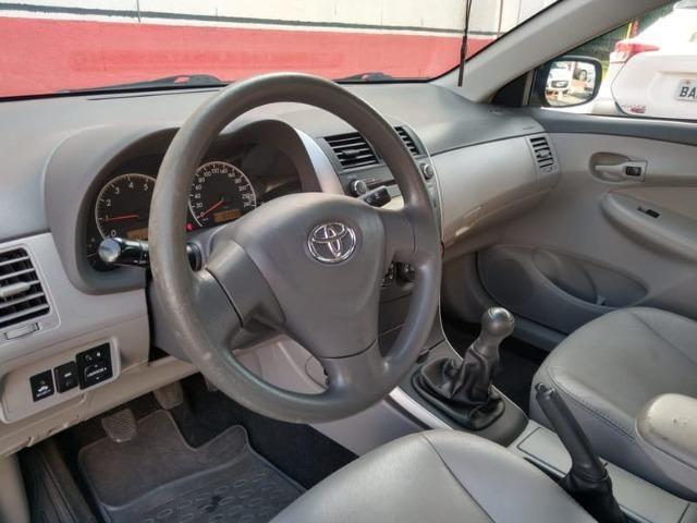 2009 Toyota Corolla XLI 1.8 16V Flex Mec - Foto 9