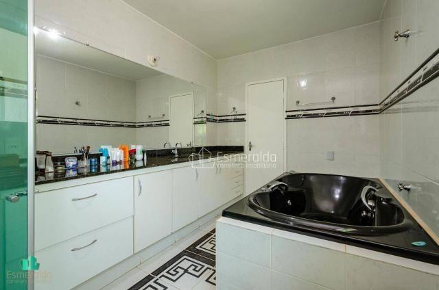Casa com 5 suítes em condomínio. aceita permuta por apartamento. linda vista para um vale  - Foto 20