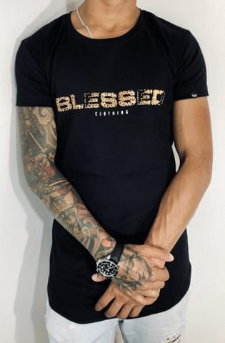 Camiseta long blessed clothing