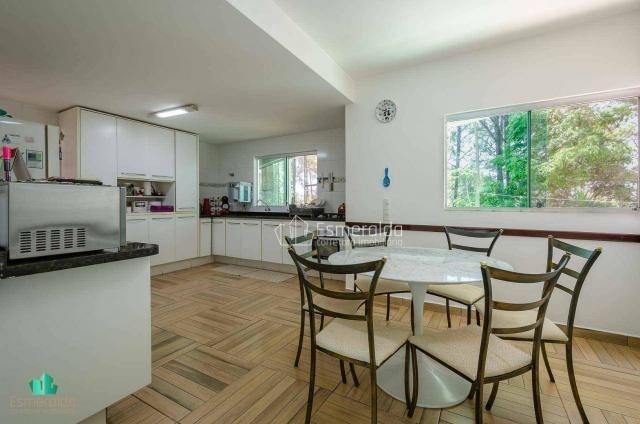 Casa com 5 suítes em condomínio. aceita permuta por apartamento. linda vista para um vale  - Foto 11