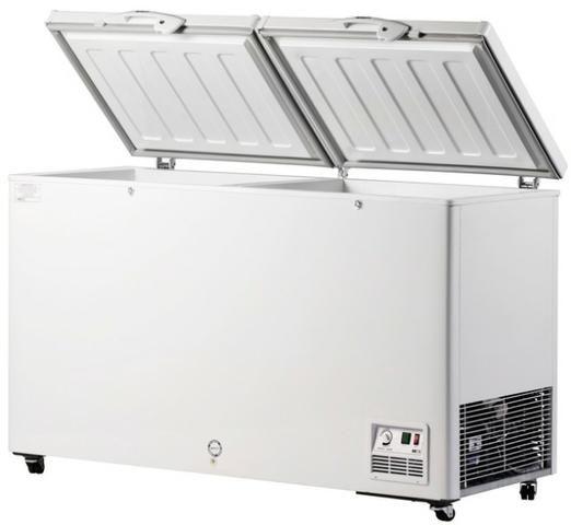 Freezer horizontal tampa cega ou tampa de vidro - Foto 6