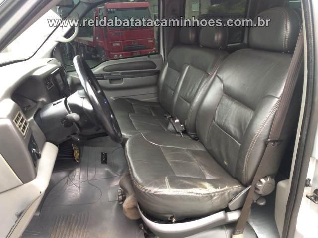 Ford F-250 XLT W20 MWM Seis Cilindros Cab. Dupla de Fábrica Impecável ! - Foto 10