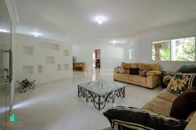 Casa com 5 suítes em condomínio. aceita permuta por apartamento. linda vista para um vale  - Foto 9
