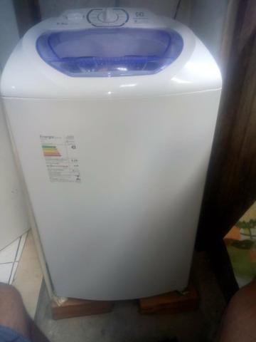 Vendo máquina lavar nova chama no chat para hoje - Foto 3