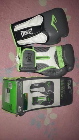 Luva de boxe kickboxing Muay thai 14oz