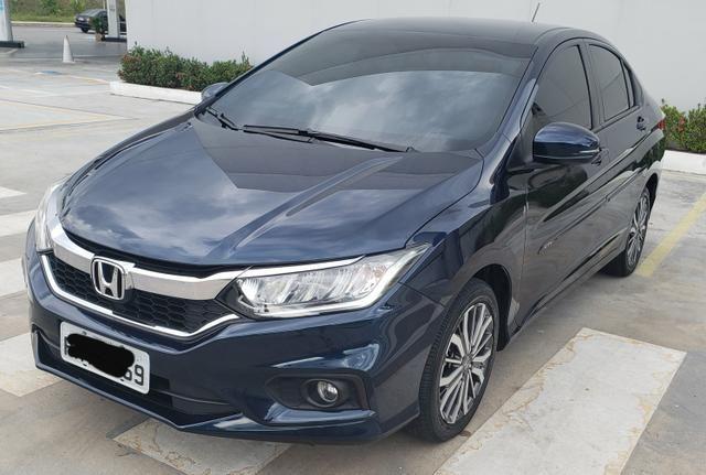 Honda City EXL automático 2018