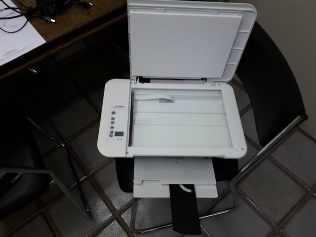HP multifuncional deskjet 2546 aceito cartão de crédito ou débito - Foto 2