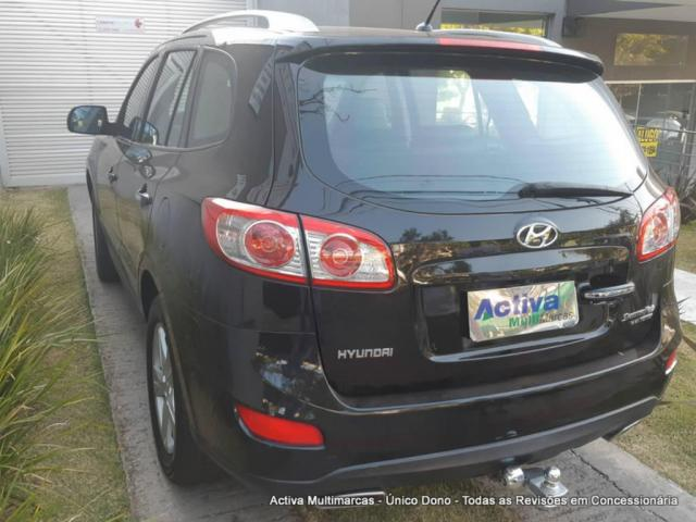 Hyundai Santa Fé 3.5 MPFI V6 24V 285CV GASOLINA 4P AUTOMÁTICO - Foto 19