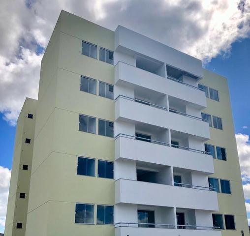 Apartamento novo. Melhor custo benefício da cidade