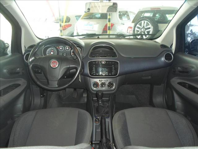 FIAT PUNTO 1.4 ATTRACTIVE 8V FLEX 4P MANUAL - Foto 7