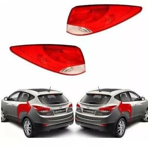 Par Lanterna Hyundai Ix35 2010 2011 2012 13 2014 2015 Canto