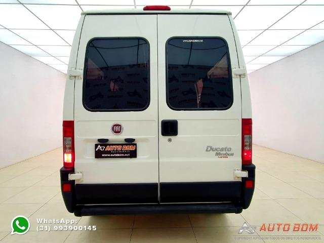 Fiat Ducato Minibus MultiJet Teto Alto 15 Lugares! Impecável! Completa! 2.3 16V 127CV - Foto 2